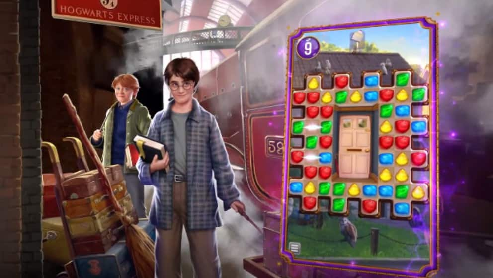 Foto: Harry Potter: Puzzles & Spells GAME