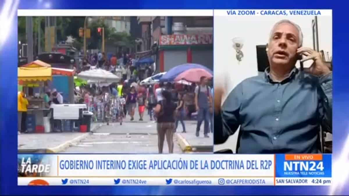 Dip. Rafael Veloz: Occidente desconocerá parlamentarias del régimen